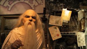 Capture de la vidéo du Père Fouras posant son énigme