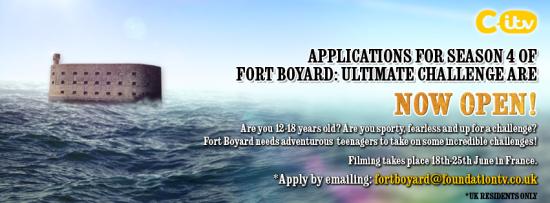 Fort Boyard Ultimate Challenge 2013