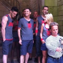 Fort Boyard 2012 - Tournage émission 1