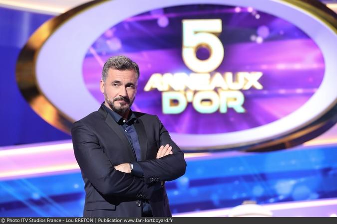5 anneaux d'or avec Olivier MINNE - 24 août à 20h55 (prime) puis chaque samedi à 17h45 dès le 26 août sur France 2