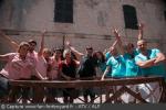 Tournages Fort Boyard 2012 - Publiée le 07/06/2012 - Jérôme ALONZO prêt pour l'enregistrement