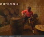 L'épreuve du Tonneau en 1993