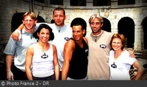 Fort Boyard 2000 - Équipe 5 - Philippe Bernat-Salles (29/07/2000)