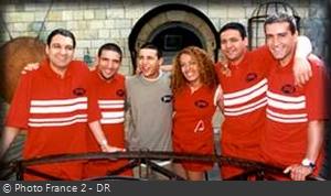 Fort Boyard 2000 - Équipe 8 - Faudel (19/08/2000)