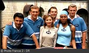 Fort Boyard 2000 - Émission 10 - Équipe Julie Snyder Fort-boyard-2000-equipe-10