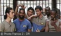 Fort Boyard 2001 - Équipe 1 - Yamakasi (23/06/2001)