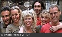 Fort Boyard 2001 - Équipe 2 - Union Libre (30/06/2001)