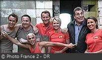 Fort Boyard 2001 - Équipe 4 - William Leymergie (14/07/2001)