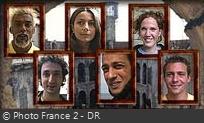 Fort Boyard 2001 - Équipe 7 - Satya Oblet (04/08/2001)