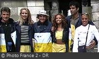 Fort Boyard 2001 - Équipe 9 - Raï (18/08/2001)