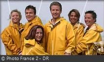 Fort Boyard 2002 - Équipe 3 - Isabelle Blanc (13/07/2002)