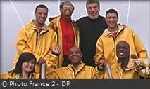 Fort Boyard 2002 - Équipe 6 - Sonia Rolland (03/08/2002)