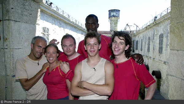 Fort Boyard 2002 - Équipe 7 - Cauet (10/08/2002)