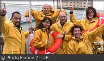 Fort Boyard 2002 - Équipe 10 - Dieudonné (31/08/2002)