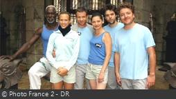 Fort Boyard 2003 - Équipe 3 - Lorie (12/07/2003)
