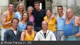Fort Boyard 2003 - Équipe 4 - Bruno Vandelli (19/07/2003)