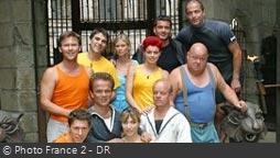 Fort Boyard 2003 - Équipe 5 - Tex (26/07/2003)