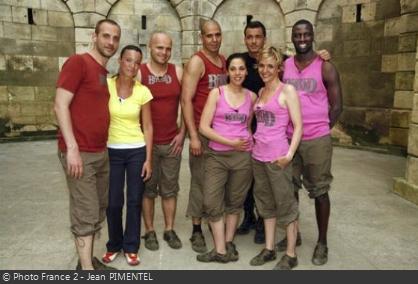 Fort Boyard 2006 - Équipe 2 - Omar et Fred (01/07/2006)