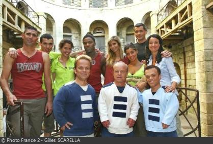 Fort Boyard 2006 - Équipe 5 - Gage (22/07/2006)