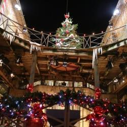 Fort Boyard 2012 - Ambiance Fêtes de fin d'année
