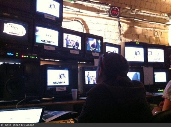 Fort Boyard 2012 - Les tournages