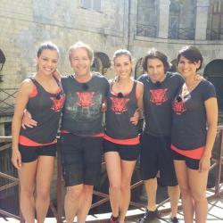 Fort Boyard 2013 : L'équipe de Miss France 2013 (31/05/2013)