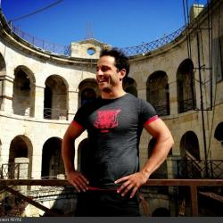 Fort Boyard 2013 : Florent Peyre à Fort Boyard (03/06/2013)