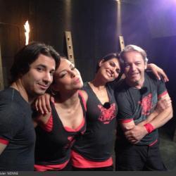 Fort Boyard 2013 : Merci aux Miss-Ferrari-Lemaire pour leur participation! Ils ont été courageux et résistants au froid comme personne! (03/06/2013)