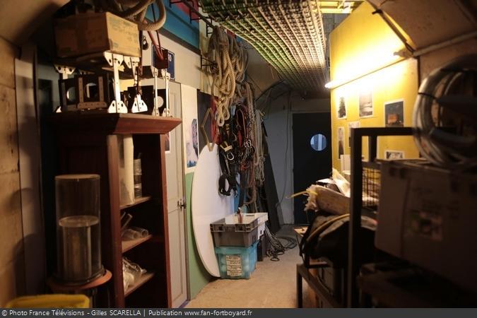 Fort Boyard 2014 - Les coulisses du fort