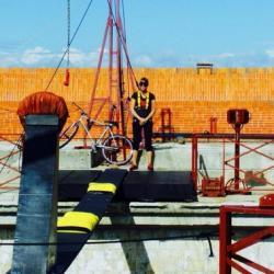Fort Boyard 2014 : Nathalie SIMON face à une nouvelle épreuve (31/05/2014 - N. Simon)
