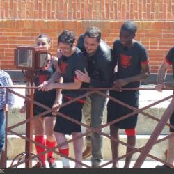 Fort Boyard 2014 : L'équipe 7 (31/05/2014 - N. André)