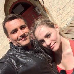 Fort Boyard 2014 : Joy ESTHER et Olivier MINNE (19/07/2014)