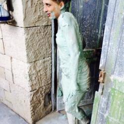 Fort Boyard 2014 : Amandine BOURGEOIS (26/07/2014)