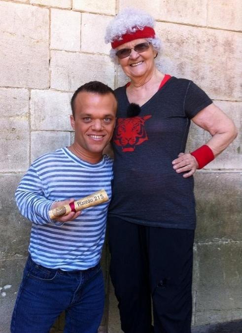Fort Boyard 2014 : Passe-Muraille et Lucienne MOREAU (09/08/2014)