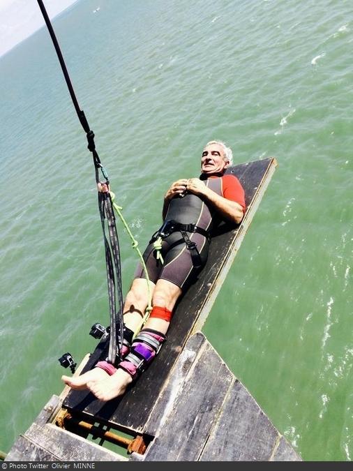 Fort Boyard 2014 : Raymond DOMENECH (09/08/2014)
