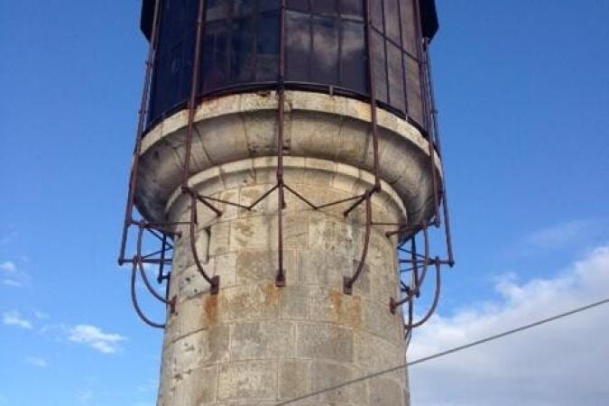 Fort Boyard 2014 : La vigie (23/05/2014 - G. Guitard)