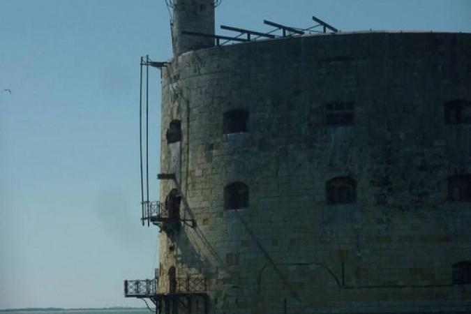 Fort Boyard 2015 : Tour du fort (06/04/2015)