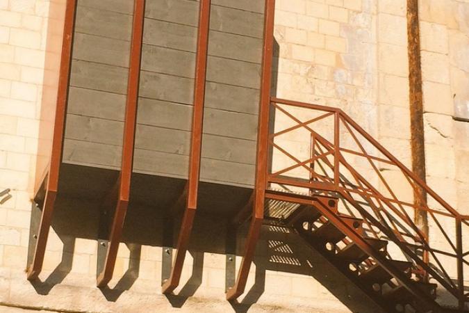 Fort Boyard 2015 : La nouvelle structure de la fenêtre 203 (22/05/2015)