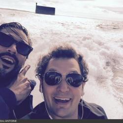 Fort Boyard 2015 : Florent MOTHE et Eric ANTOINE (25/05/2015)