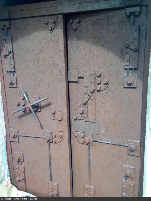 Fort Boyard 2015 : Une nouvelle porte (29/04/2015)
