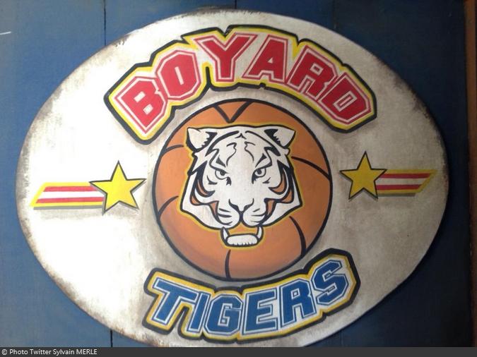 Fort Boyard 2015 : Elément de décor d'une nouvelle épreuve (14/05/2015)
