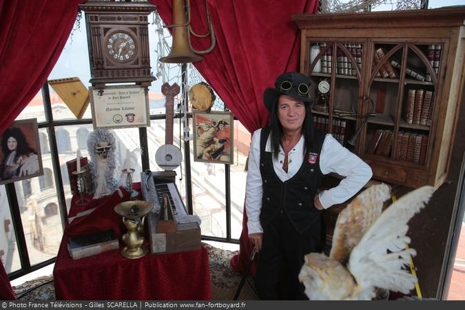 Fort Boyard 2016 - Narcisse Lalanne (Francis LALANNE)