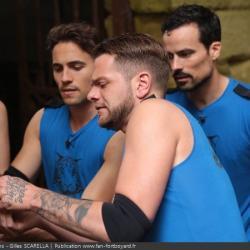 Fort Boyard 2016 - Equipe 5 (30/07/2016)