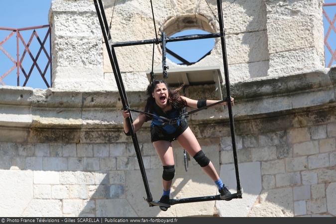 Fort Boyard 2016 - Equipe 7 (13/08/2016)
