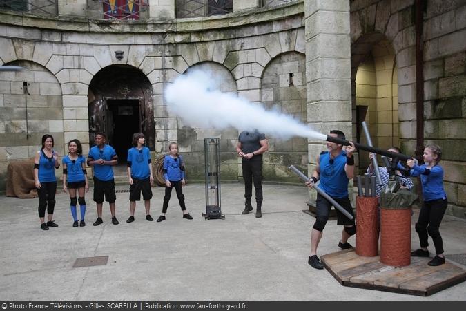Fort Boyard 2016 - Equipe 9 (27/08/2016)