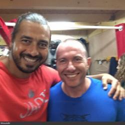 Fort Boyard 2016 - Moundir et Pascal Soetens (01/06/2016)