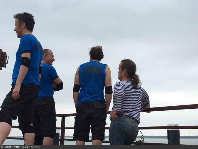 Fort Boyard 2016 - Tournage en cours... (01/06/2016)
