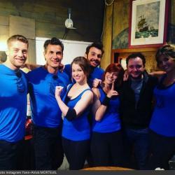 Fort Boyard 2016 - L'équipe 3 (03/06/2016)