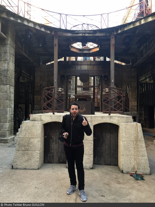 Fort Boyard 2016 - Elliot découvre le Fort Boyard (06/06/2016)