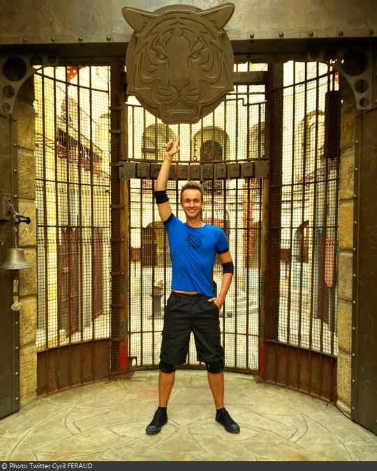 Fort Boyard 2016 - Cyril Féraud (07/06/2016)
